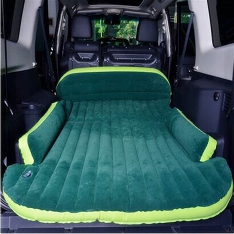 inflatable bed for car universal car inflatable mattress outdoor travel car air