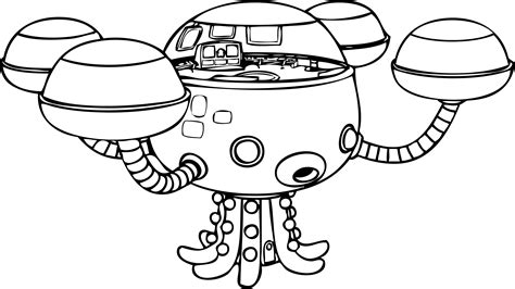 Disney Coloring Pages Octonauts | best photos of all octonauts coloring pages octonauts