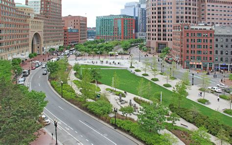 boston parks wharf district parks the landscape architect s guide to boston