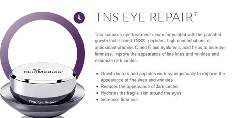 Skinmedica Tns Giveaway - tns eye repair cream giveaway cocktails with mom