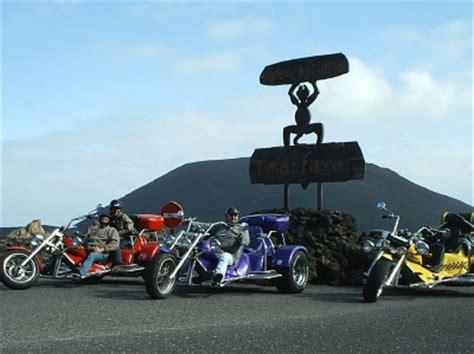 Motorrad Mieten Lanzarote by Motorrad Bilder Gef 252 Hrte Trike Tour Von Fuerteventura Nach
