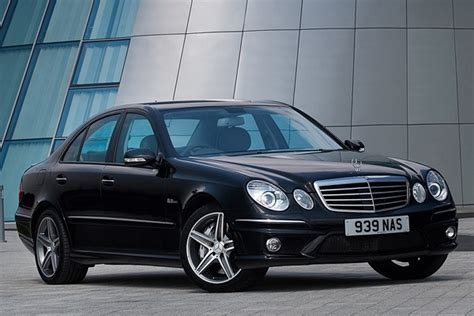 Used Mercedes Prices by Mercedes E Class Amg From 2002 Used Prices Parkers