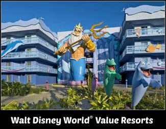 walt disney world resort hotels and accommodations