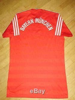 Jersey Buyern Munchen Grade Original bayern munich germany 1984 1989 football shirt jersey home adidas original