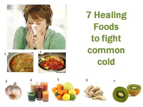 5 Most Effective Ways To Fight Flu by Way2usefulinfo 7 Healing Foods To Fight Against Common Cold