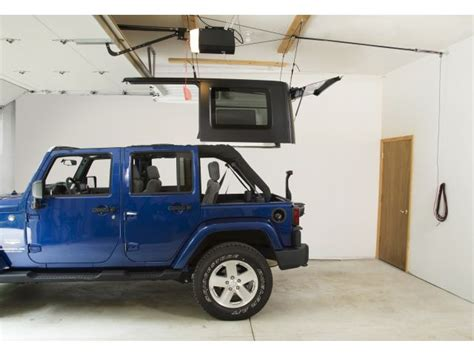 Jeep Wrangler Hardtop Lift Jeep Hardtop Hoists Website Of Zebagrab