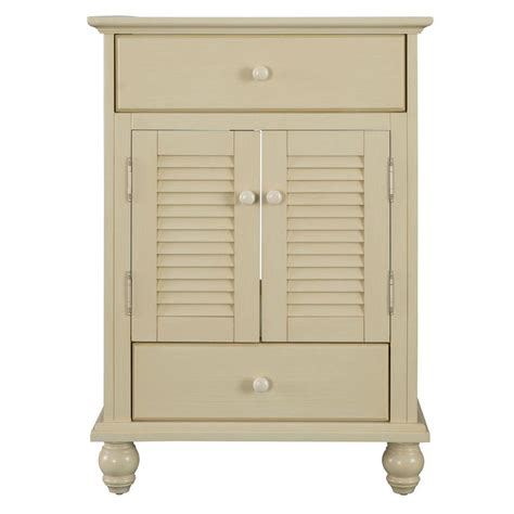 Louvered Cabinet Doors Home Depot Foremost Naples 60 In W X 21 5 8 In D X 34 In H Vanity Cabinet Only In Warm Cinnamon