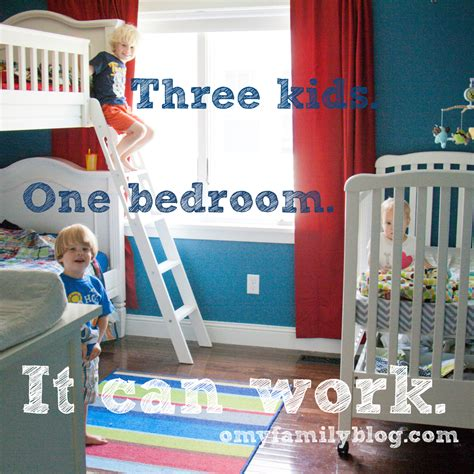 three in a bed three kids in one bedroom o my family this new mom s blog