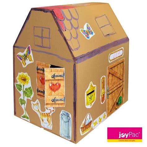 gartenhäuschen für kinder 220 ber 1 000 ideen zu spielh 228 uschen aus karton auf