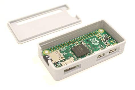 Termurah Raspberry Pi Zero W Include Cassing Led Minihdmi adafruit zero case 01