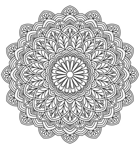 pictures to color 5 mandalas to colour in free downloads homemaker magazine