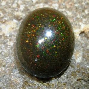 Black Opal Jarong Rintik Hujan Gan by Batu Cincin Black Opal Brownish 2 25 Carat Jarong Rintik Merah