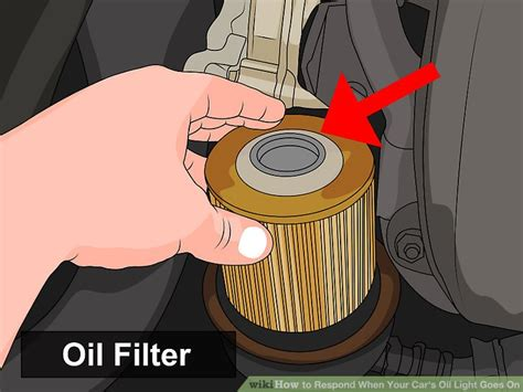 oil light on car 3 ways to respond when your car s oil light goes on wikihow