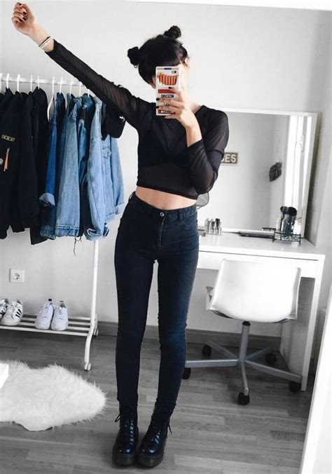 Looks To Check Out by 25 More Grunge Looks To Check Out Page 20 Of 25