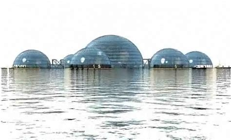 sub biosphere 2 sub biosphere 2 a self sustaining underwater city inhabitat green design innovation