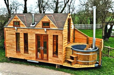 beautiful tiny homes 12 beautiful tiny house on wheel exterior view small