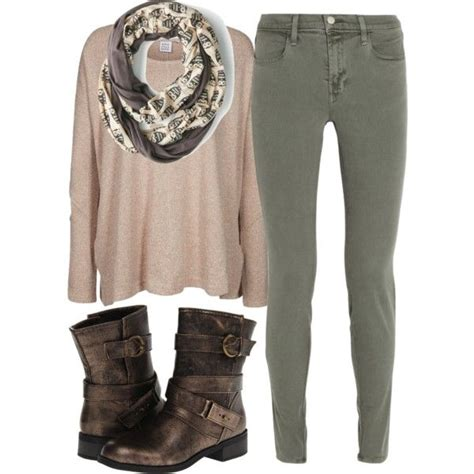Khaki Leopard Casual Top 26839 54 best how to wear khaki images on