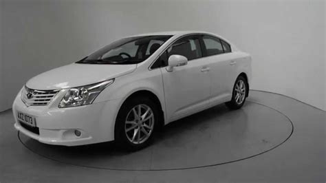used 2010 toyota avensis used cars for sale ni