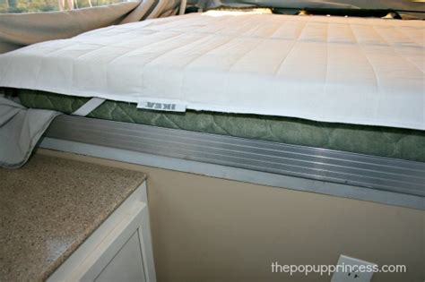 Rv Mattress Cover by How We Sleep Comfortably In Our Pop Up Cer The Pop