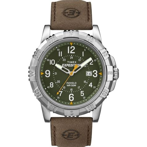 timex expedition rugged field timex expedition rugged metal field gents t49989