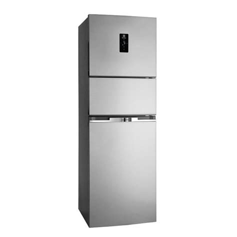 Electrolux Drawer Refrigerator by Electrolux Eme2600mg 9 2 Cu Ft Three Door Refrigerator