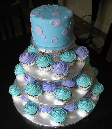 Wedding Cupcake Cakes by Wedding Cupcakes Large Gallery For Inspiration