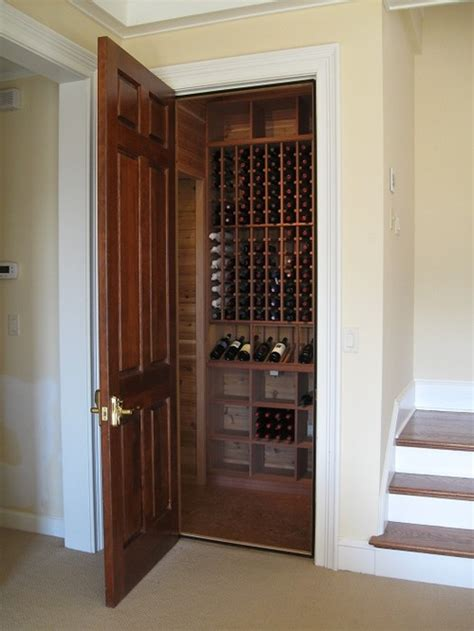 Closet Wine Cellar Conversion by Wine Storage The Bold And The Beautiful Dallas Tx