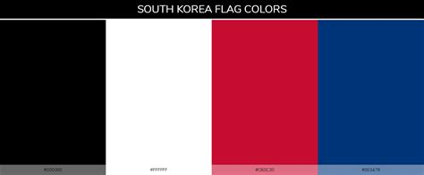 south flag colors south korea flag meaning of south korea flag flag images
