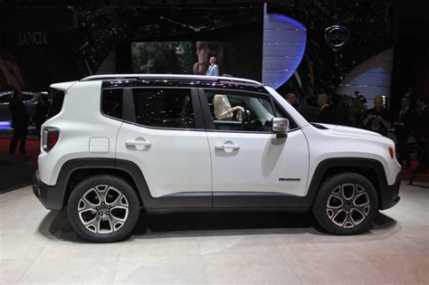 Jeep Renegade 2014 2015 Jeep Renegade Is The New Baby Jeep 2014 Geneva Motor