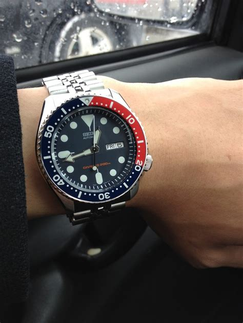 Seiko Diver Skx009 Bracelet 18 best images about seiko dive watches on solar blue and cool watches