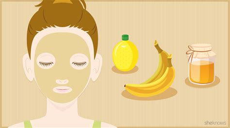 diy banana mask banana and honey mask benefits
