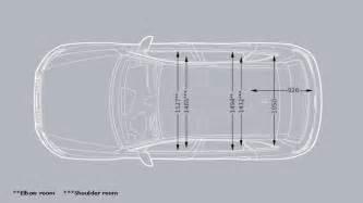 Audi Q5 Interior Dimensions Dimensions Gt Audi Q5 Gt Audi India