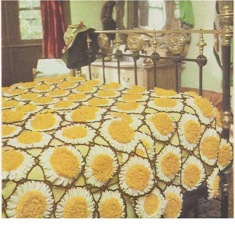 vintage pattern bedding crochet bedspread pattern vintage 70s crochet bedding boho