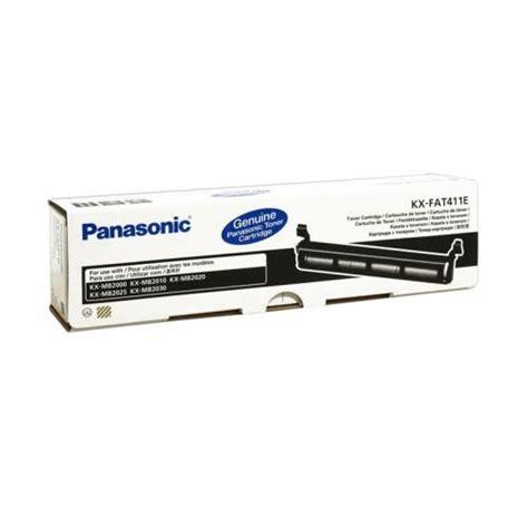 Toner Kx Fat411e Panasonic Kx Fat411e Toner Cartridge Panasonic System