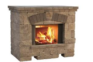 Fire Pit Grill Table Belgard Elements Outdoor Enjoyment Fast Outdoor