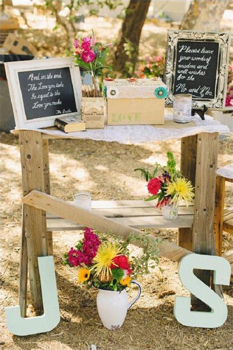 rustic wedding table decorations ideas 35 rustic backyard wedding decoration ideas deer pearl flowers