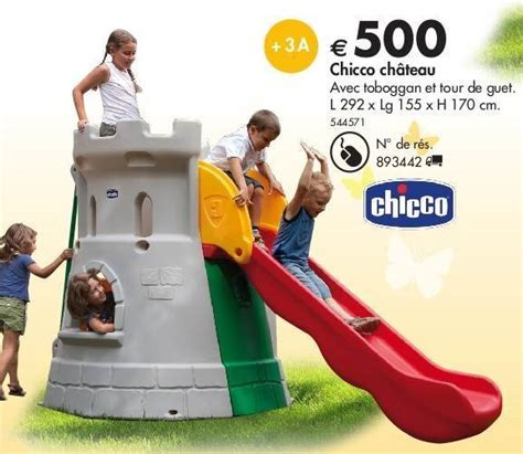 chicco buitenspeelgoed chicco ch 226 teau chicco dreamland promoties be
