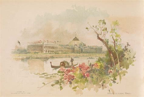 American Landscape History World S Fair Gardens Shaping American Landscapes And