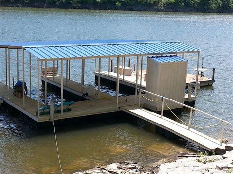 boat slip bay area double slip steel boat dock complete harrodsburg ky area
