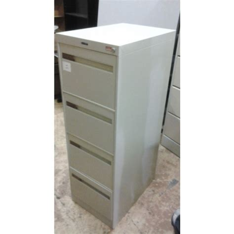 4 Drawer Lockable Filing Cabinet by Hon 4 Drawer Beige Locking Vertical Filing Cabinet