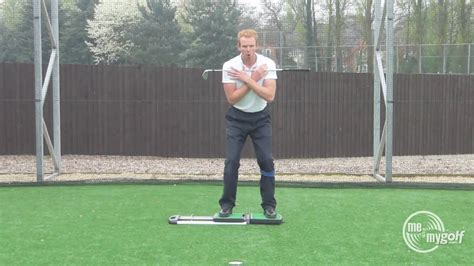 lower body golf swing golf lower body power backswing resistance drill youtube