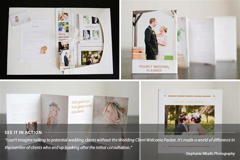 wedding welcome packet template marketing and selling photoshop and indesign template sets