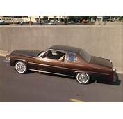 1978 Cadillac Coupe De Ville With Wire Wheel Covers  CLASSIC CARS