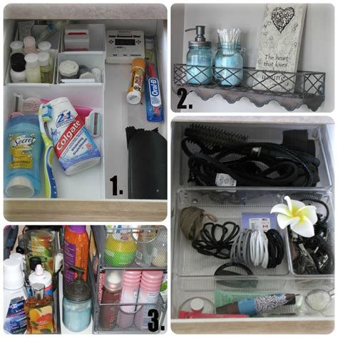 Organize Bathroom by Organize Everything The Bathroom Clean And Scentsible