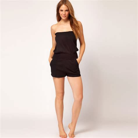 new women s jumpsuits shorts rompers halter top backless 2015 new summer women p laysuit jumpsuits tube top
