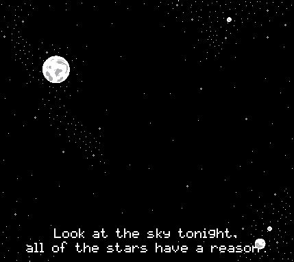 look at the sky tonight pixel gif by sweetyrose on