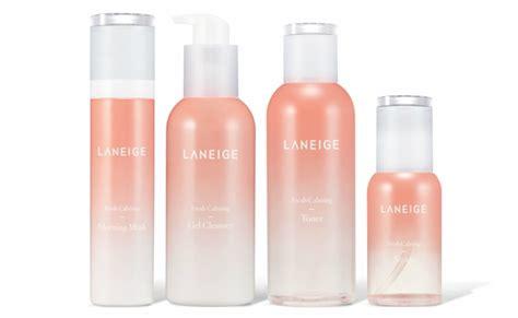 Harga Laneige Fresh Calming Serum laneige fresh calming line rangkaian skin care terbaru
