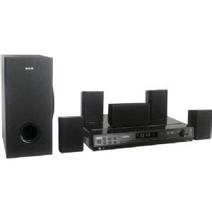 rca 5 1 home theater system 1000 w rms a v receiver 30