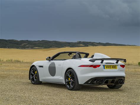 jaguar j type 2015 2015 jaguar f type project 7 rear hd wallpaper 71