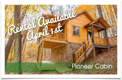 Pioneer Cabin Rentals by Cabin And Lodge Rentals In Hocking Clear Creek